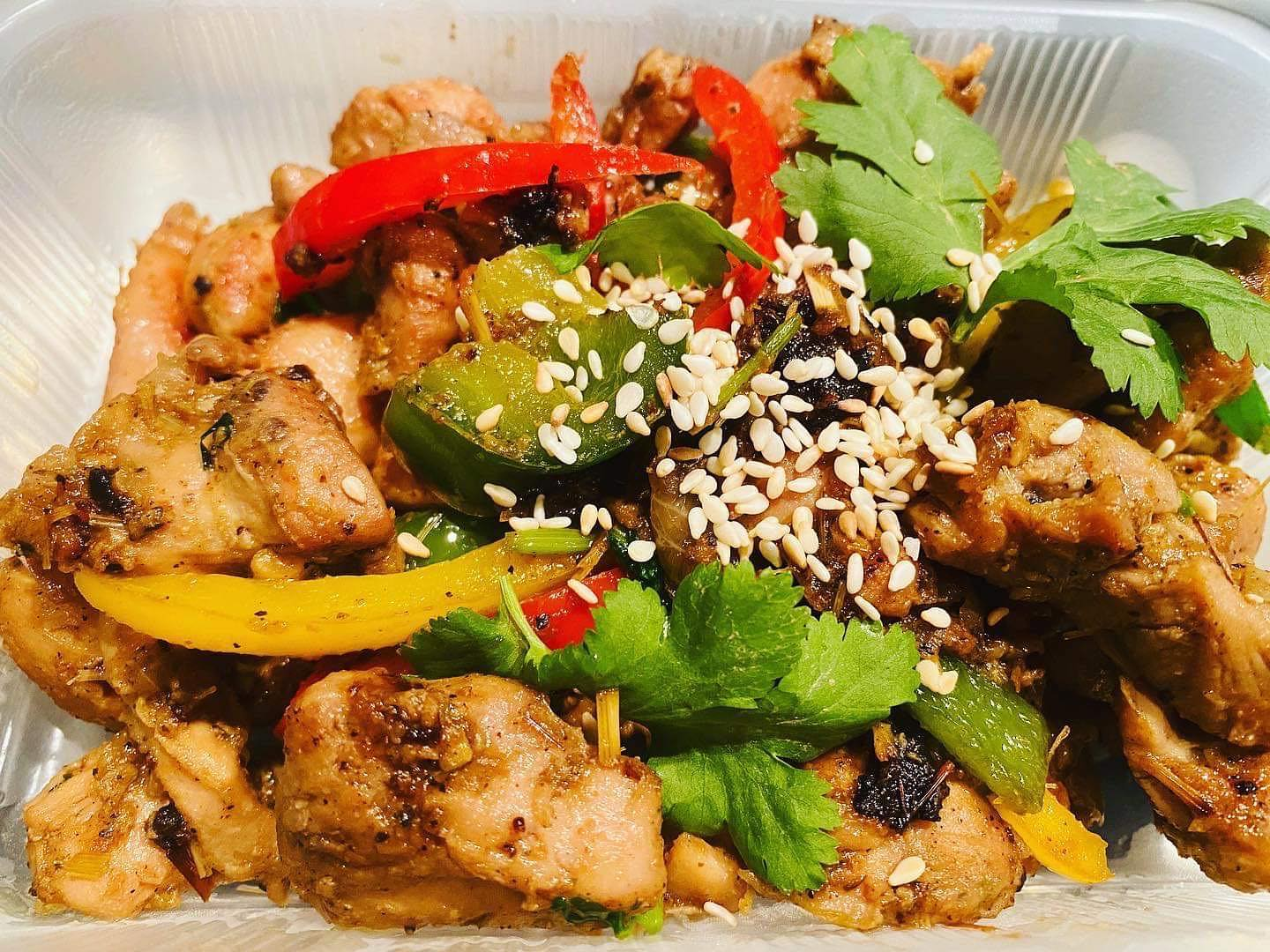 Mon chinh Main Courses